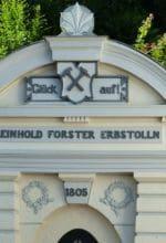 """Führung durch den """"Reinhold-Forster-Erbstolln"""""""