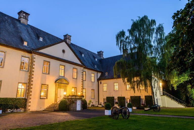 Herbstliche Landpartie auf Schloss Wocklum