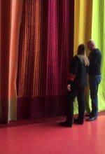 Dortmunder U: Textil-Installation von Fransje Killaars