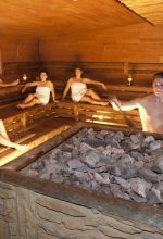Sauna im Westfalenbad