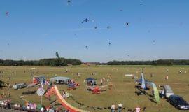 Drachenfeste in Westfalen: Hotspots für Windspieler