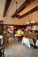 Das Restaurant Freiberger steht für gute Küche