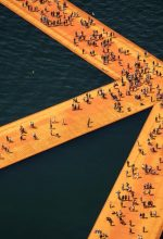 "Münster: Fotos der ""Floating Piers"""