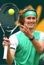 Tennisstar Alexander Zverev unterschreibt Vertrag