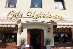 Zweitbeliebteste westfälische Konditorei des Jahres 2017: Café Uckelmann in Dülmen