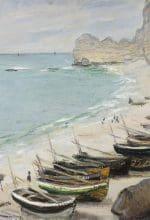 Münster: Impressionisten in der Normandie