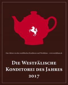 Die Westfälische Konditorei des Jahres 2017