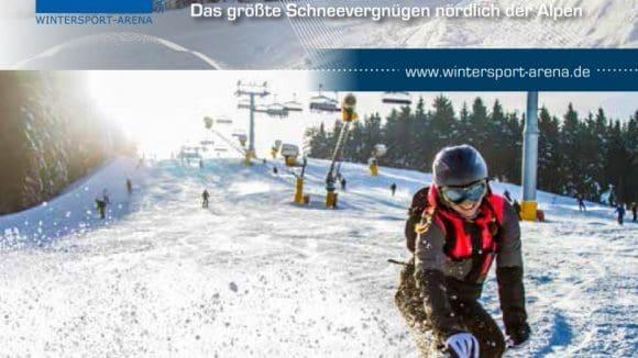 Wintersport Arena Website