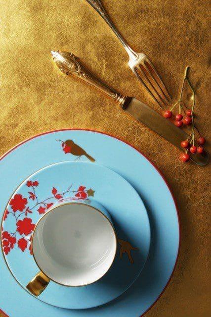 Neu entdeckte Tischkultur: Besteck, Porzellan, Gläser