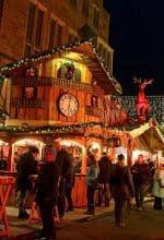 In Minden bezaubert der Weihnachtsmarkt