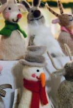Weihnachtseinkauf auf dem Forstmannhof