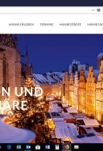 Die Westfälische Hanse mit neuer Website