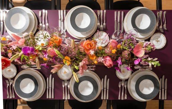 Tischkultur von Fürstenberg
