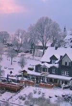 Winterberg: Fondue vom Feinsten