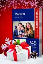 Gewinnspiel: Gutscheinbuch für Münster