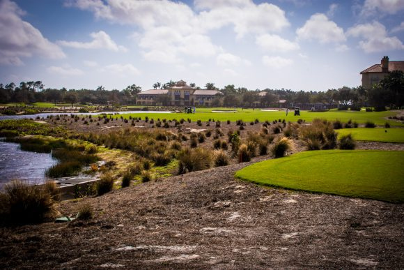 Die beiden 18-Loch-Kurse des Tiburón Golf Club in Naples sind Florida-Golf pur