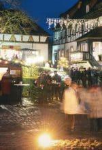 Weihnachtsmarkt im Schloss Fürstenberg