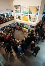 Münster: Rundgang in der Kunstakademie