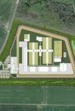 Gefängnis entsteht in der Nähe von Münster