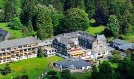 Hotel Wiese: Jagdhaus mitten im Wald