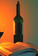 Literatur und Wein passen gut zusammen