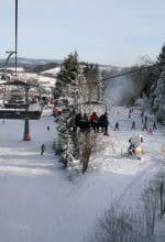 Skigebiete erwarten leichten Kälteeinbruch