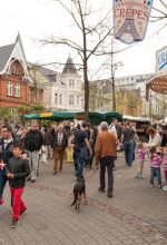 Bad Oeynhausen veranstaltet Frühjahrsmarkt