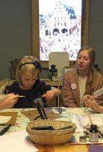 Familienführung im Kindermuseum Adlerturm