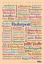 Das Wörterposter für das Ruhrgebiet