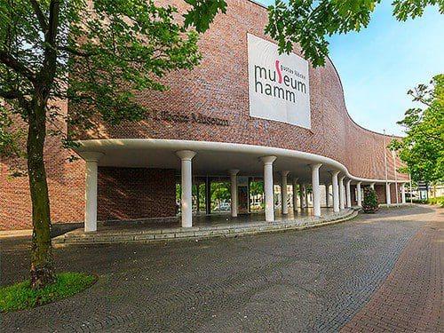 Gustav-Lübcke-Museum: Chance für Künstler