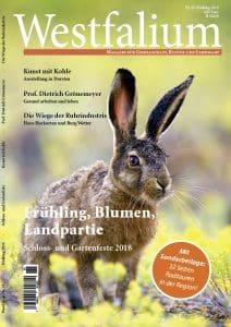 Ausgabe Frühjahr - WESTFALIUM .- Westfalen - Magazin