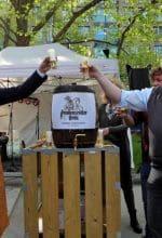 Friedensreiter Bräu beim Festival der Bierkultur