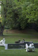 Münster: Genießen für den Brunnen