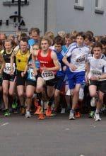 Anmeldung für den Borkener Citylauf
