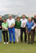 Himmelfahrtsvierer im Golfclub Herford