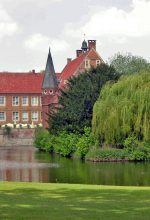 Havixbeck: Gartenträume auf Burg Hülshoff