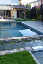 Natürlich schöne Wassergärten