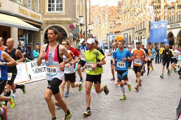 Marathon im Westen