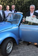 Rotary-Club: Oldtimer-Rallye endet in Soest
