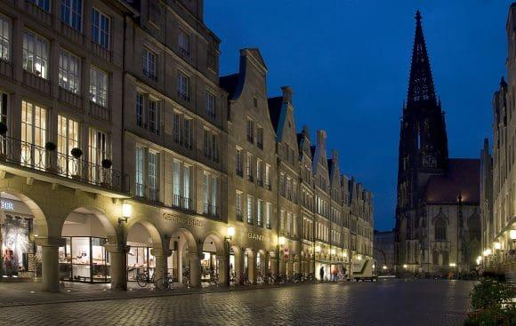 Studium in Münster
