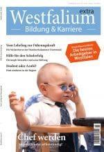 "Westfalium Extra ""Bildung & Karriere"" erscheint am 2. Juli"