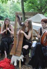 Folk-Festival auf Burg Vischering