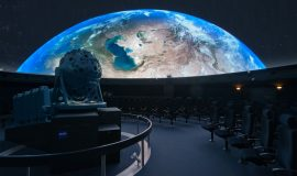 LWL-Planetarium bekommt neue Projektoren