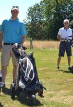 Klasse Golfturnier der Bürgerstiftung Münster