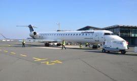 Mehr Passagiere vom Airport Paderborn