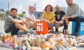 Bielfeld: Graffiti-Festival auf dem Kesselbrink