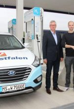Umweltfreundlich mit Wasserstoff durch Münster