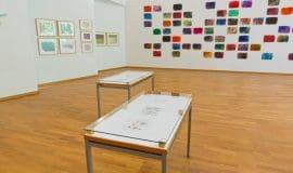 Kunsthaus Kannen: Textur, Gewebe, Spuren