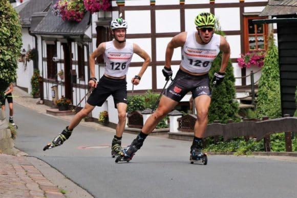 Deutschlandpokal der Skiroller