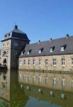 Borken: Wanderung um Schloss Lembeck